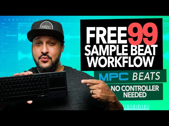 How to Use MPC Beats Software | How to Make Beats for Free 2020 Masterclass