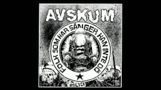 Avskum - Glöm aldrig Hiroshima (new version.)