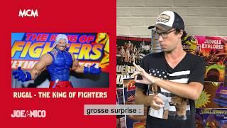 JOE & NICO I PORTEFEUILLE SUICIDE  17/09 : Jouets Street Fighter et Mortal Kombat ! Une Exclu MCM !