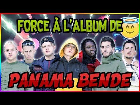 Force à L'album De Panama Bende   ADN Dj Set AARON