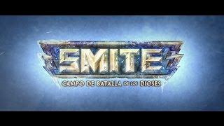 """Trailer Cinematic de SMITE """"Campo de batalla de los dioses""""."""