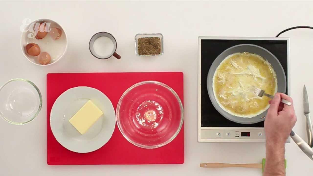 Как приготовить омлет. Рецепт классического омлета