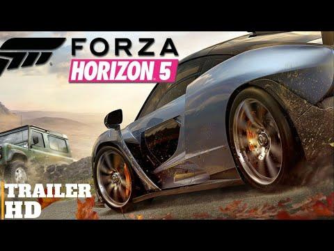 Forza Horizon 5 - New Forza Horizon 5 Official trailer