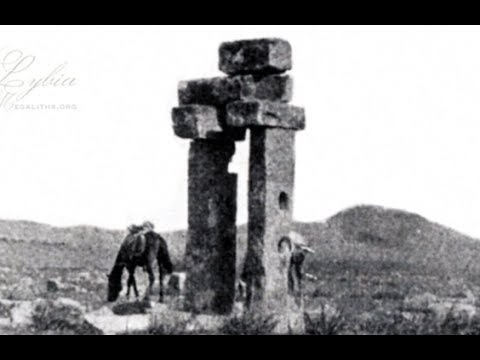 The Unknown Megaliths - Castle Montfort, Libyan Stonehenge,