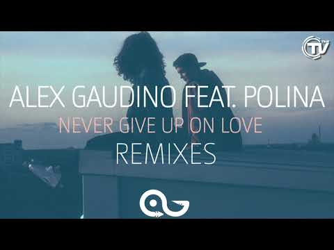 Alex Gaudino feat. Polina - Never Give Up On Love (Alexart Remix) - Time Records