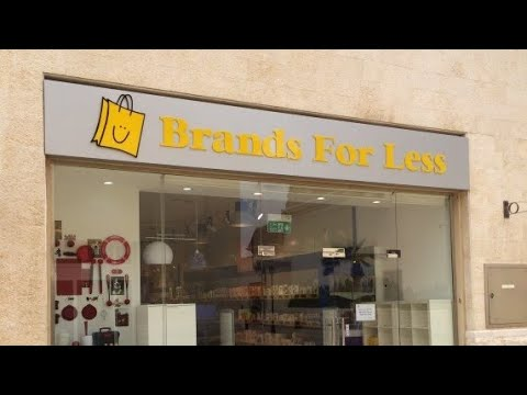 BRANDS FOR LESS... DUBAI