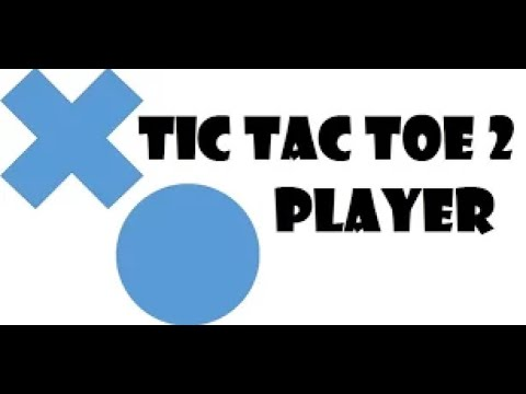 Tic Tac Toe For Pc - Download For Windows 7,10 and Mac