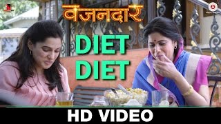 Download Hindi Video Songs - Diet Diet - Official Song | Vazandar | Sai Tamhankar & Priya Bapat