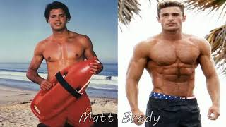 Alerte a Malibu ★ Baywatch ★ Comparaison serie - film ★