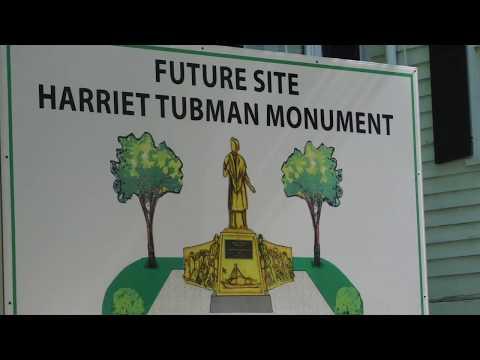 Gullah/Geechee TV Ep 217-Harriet Tubman Monument Ground Breaking