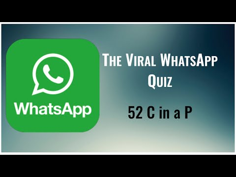 Viral Whatsapp Quiz - Can You Guess These 10 Riddles?