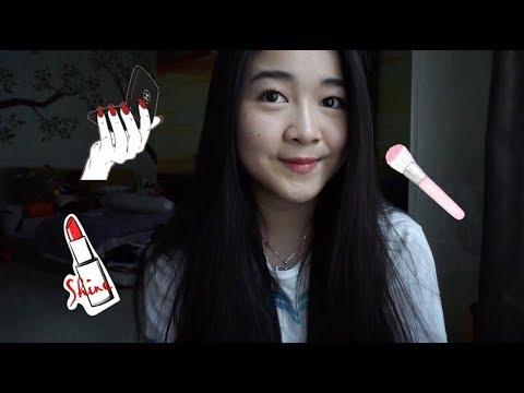 My Go To Campus Makeup Look