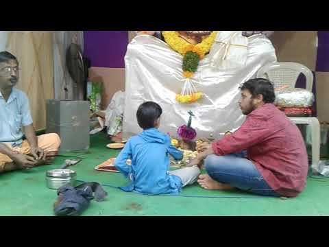 2019 Eluru  RR-pet Magantivari Street Ganesh 19