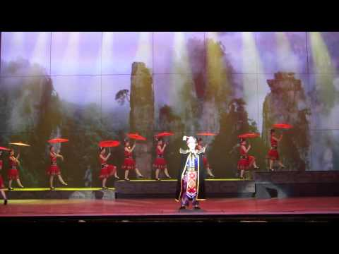 The show of china Tujia performances (part-2)