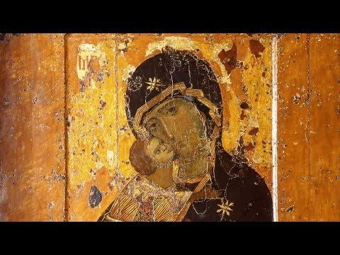 История Владимирской иконы Божьей Матери