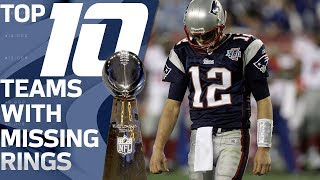 Top 10 Teams That Didn't Win the Super Bowl | NFL Films