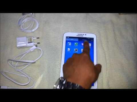 Tablet da Samsung Galaxy Tab 3 SM-T211