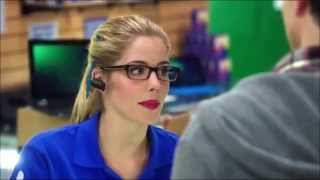 arrow 3x01 the calm felicity and ray palmer meet for the first time