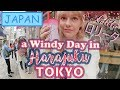 Japan Vlog #12: Revealing my real name | HARAJUKU Shopping | Honey in JAPAN  | Spring 2018