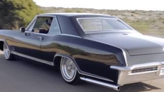 1965 Buick Riviera - 65 Rivi Supreme Wheels Bellflower Tips Clamshell Air Bags Bagged