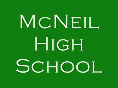 McNeil High School-Junior Aaron Williams Long Jump