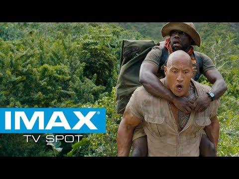 Jumanji: Welcome to the Jungle IMAX® TV Spot