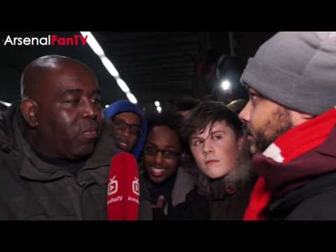 Arsenal 1 Watford 2 | Wenger Is A Fraud!!! (Troopz Explicit Rant)