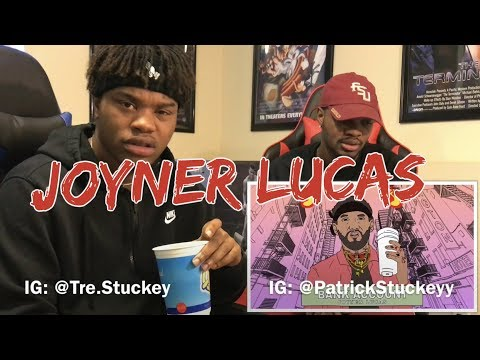 Joyner Lucas - Bank Account (Remix) - REACTION