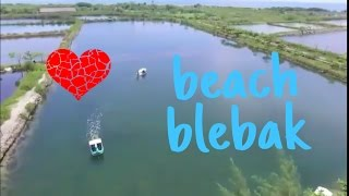 The beauty of blebak Beach Tourism charm jepara