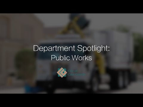 Department Spotlight: Public Works