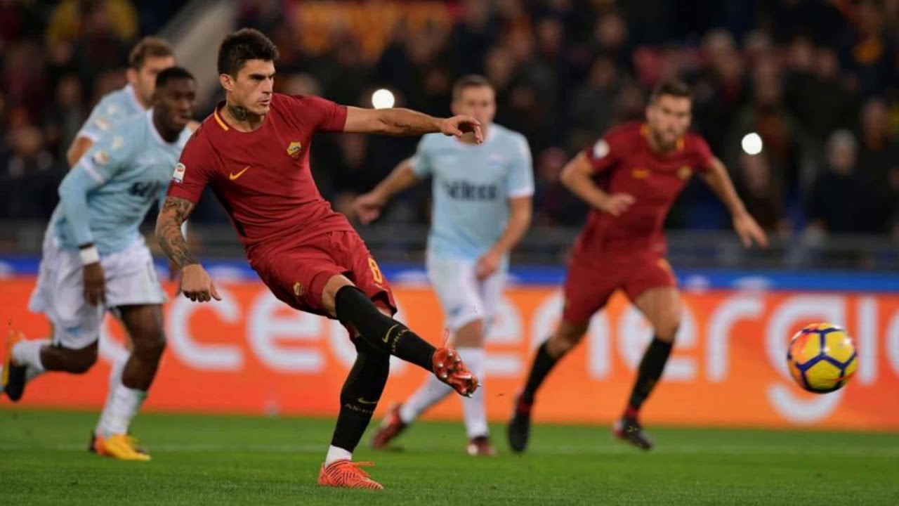 Apertura Nisii post Roma 2-1 Lazio Derby 18/11/17 - YouTube
