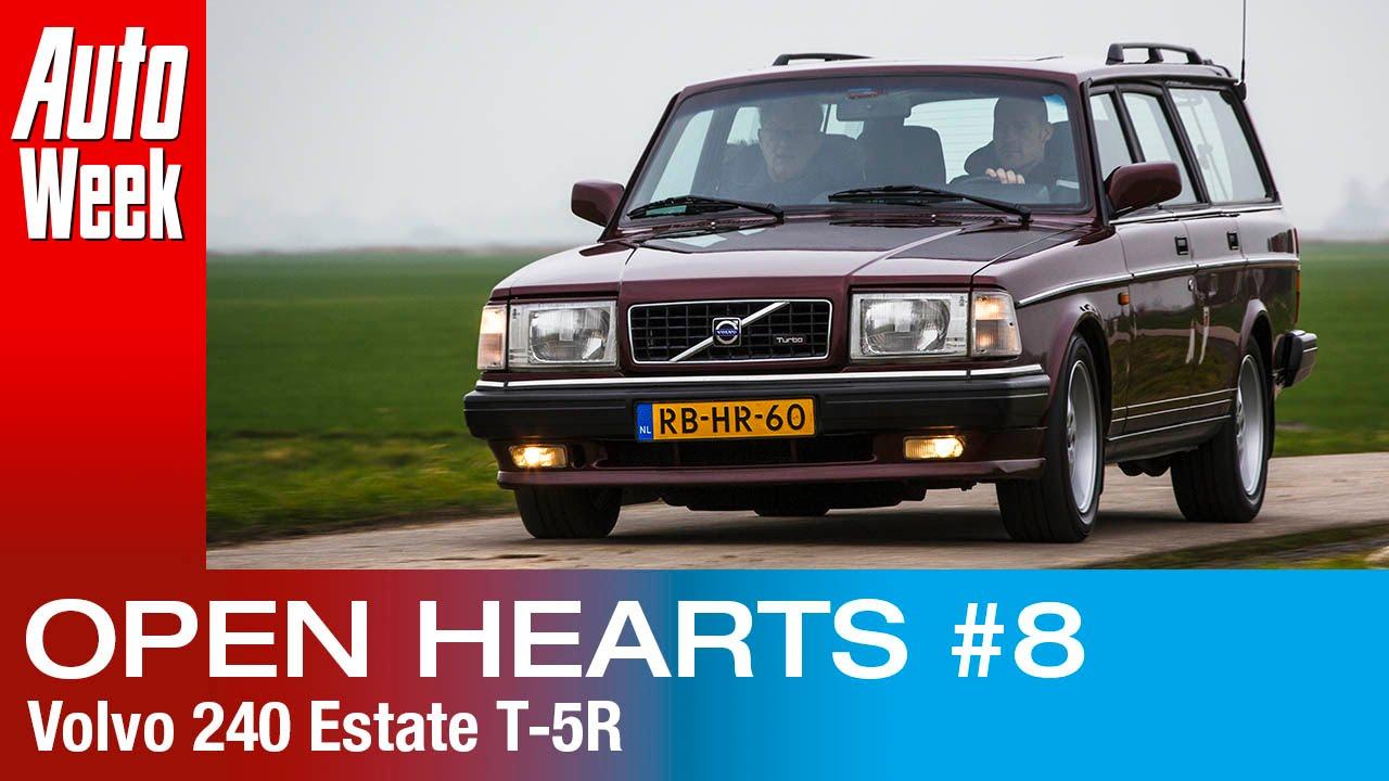 Kloppend Hart - Volvo 240 Estate T-5R - YouTube