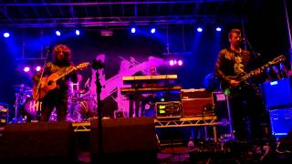 Embrace - Over live at SG22 Knebworth