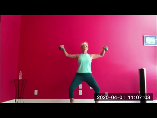 Chisel Workout at Home 2