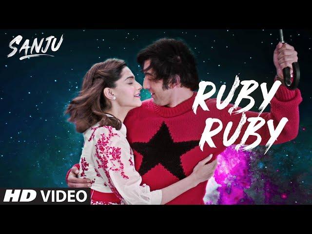Sanju song Ruby Ruby: Ranbir Kapoor as Sanjay Dutt dives