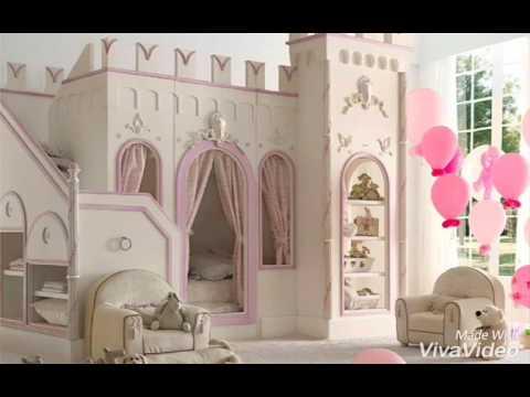 15 photo de chambre d 39 enfant hyper belle youtube. Black Bedroom Furniture Sets. Home Design Ideas