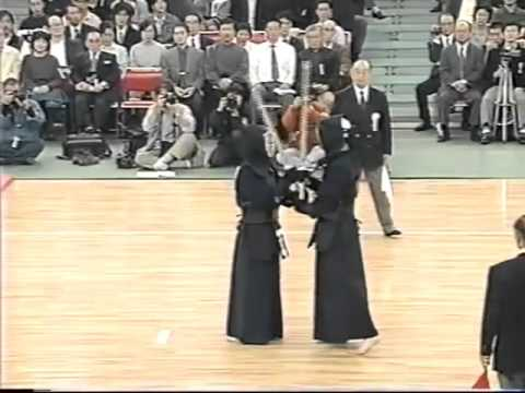 47th All Japan Kendo Championship Final