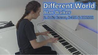 Different World ALAN WALKER.mp3