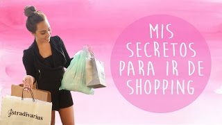 Mis secretos para ir de SHOPPING | What The Chic Thumbnail