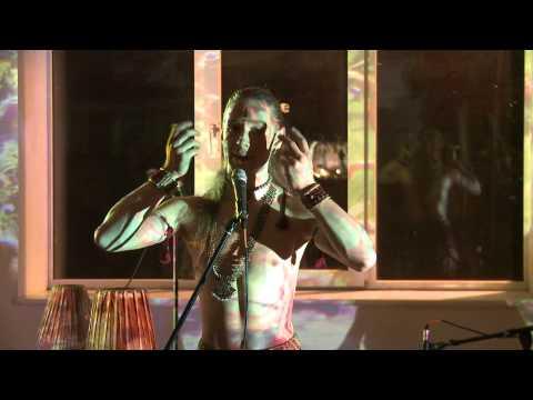 2014 01 04 Goloka Fest -02- Indijskije Tanci - Riga Latvia