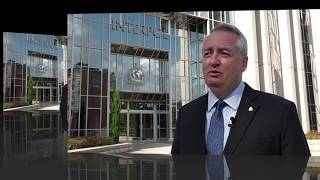 Tim Morris, INTERPOL Executive Director of Police Services, Operation Sawiyan