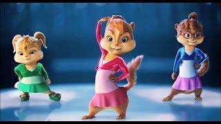 happy birthday to you chipmunks birthday song