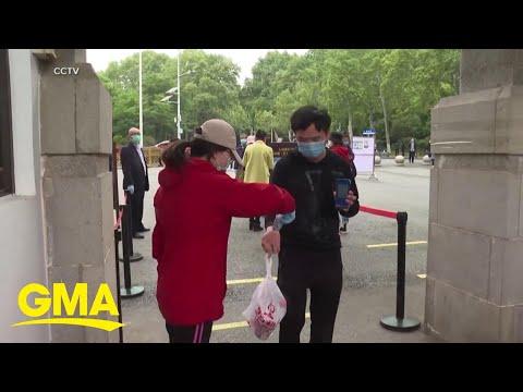 Wuhan COVID-19 Hospitalizations At Zero, China Says L GMA