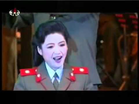 가야금병창 아버지장군님 고맙습니다  선군승리 옹헤야 360p