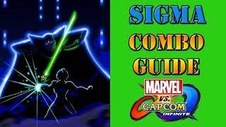 Video Marvel vs Capcom: Infinite - Sigma combo guide download MP3, 3GP, MP4, WEBM, AVI, FLV Januari 2018