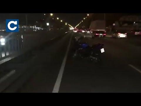 На проспекті Перемоги загинув мотоцикліст