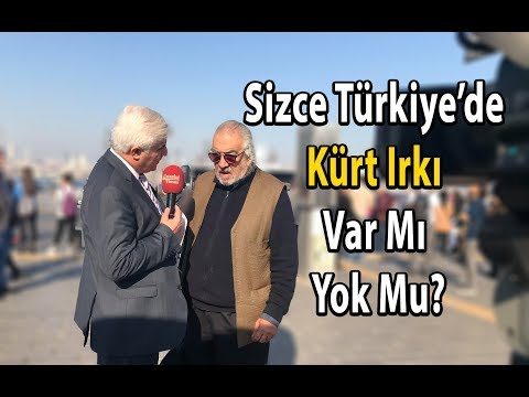 Sizce Türkiye'de Kürt Irkı Var Mı?