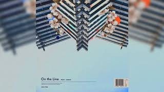Gambar cover HOLYNN - On The Line (feat. JUNNY) (Prod. by Holymoley!)