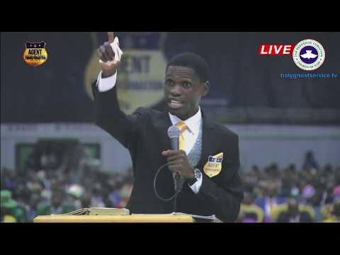 PASTOR ERIC ABUCHIL SERMON RCCG YOUTH CONVENTION 2017 - AGENT OF TRANSFORMATION
