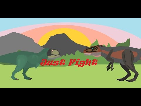 Just Fight; Ceratosaurus Vs Aucasaurus